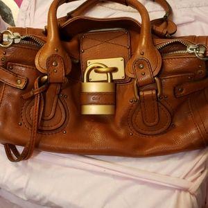 Chloe handbag paddington
